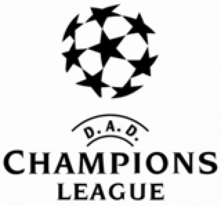 DAD Champions League. Fixture 4-8-2017