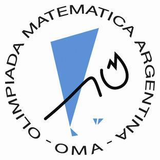 Olimpíadas Matemática Argentina (OMA)
