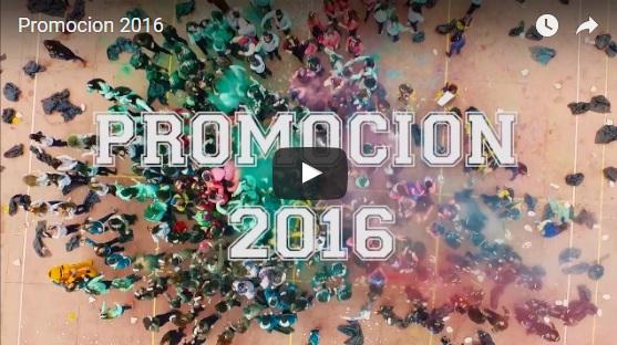 Videos egresados 2016