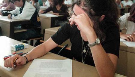 Mesas de exámenes previos de Julio para completar estudios de alumnos que terminaron de cursar y de 1º a 4º año