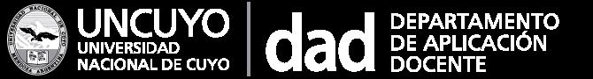 marca DAD Departamento de Aplicación Docente